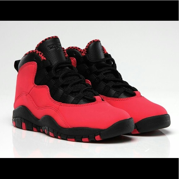 Jordan Shoes | Jordan Fusion Red S